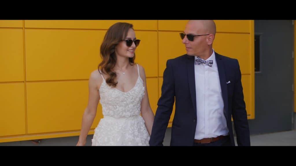 צלם וידאו מומלץ לחתונה