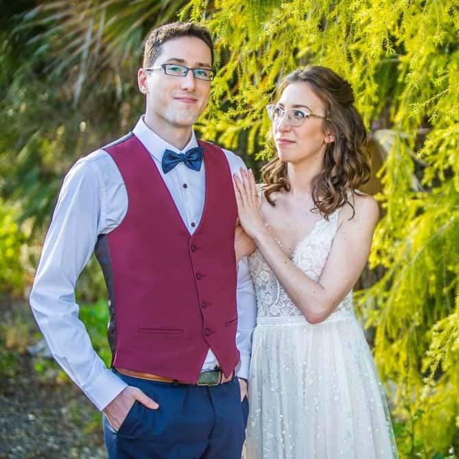 צלם וידאו לחתונה במרכז