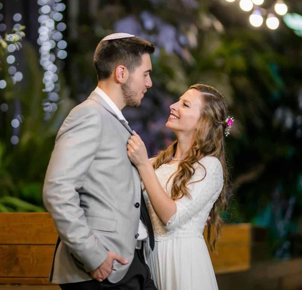צלם וידאו לחתונה דתית