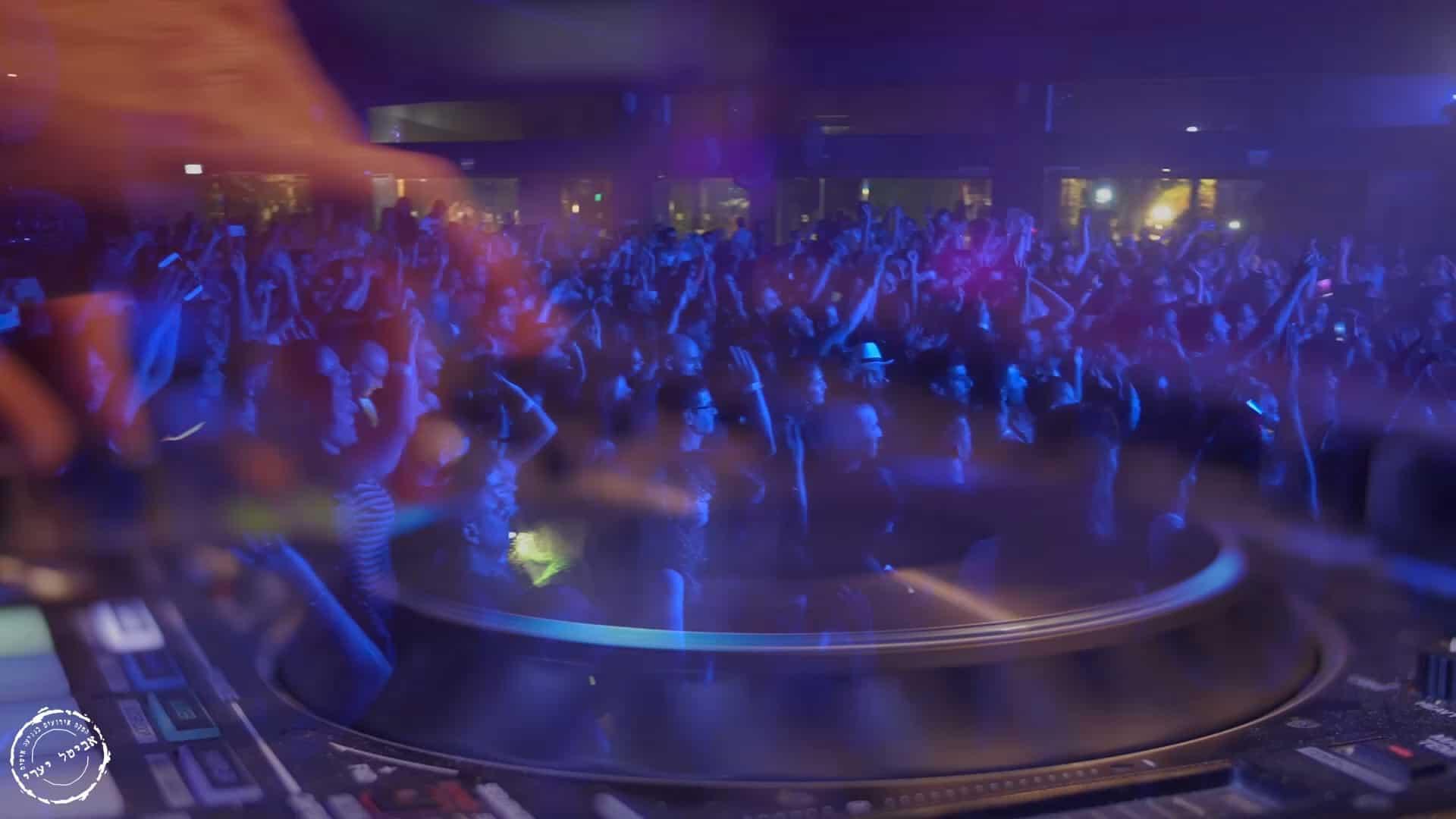 צלם וידאו למסיבת חברה