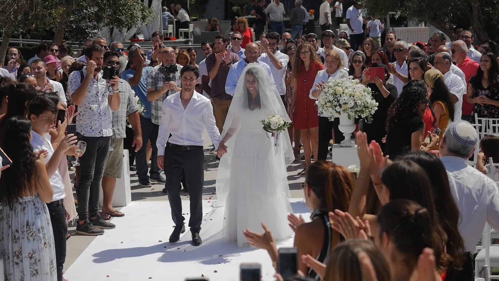 צלם וידאו לחתונת שישי