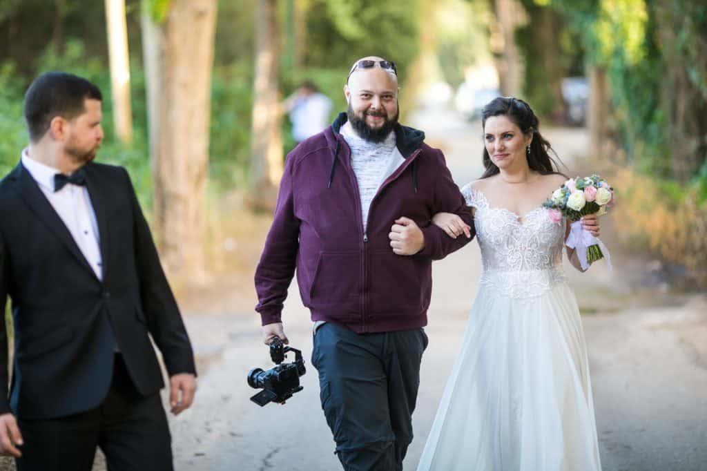 ככה עושים את זה, צילום וידאו בחתונה