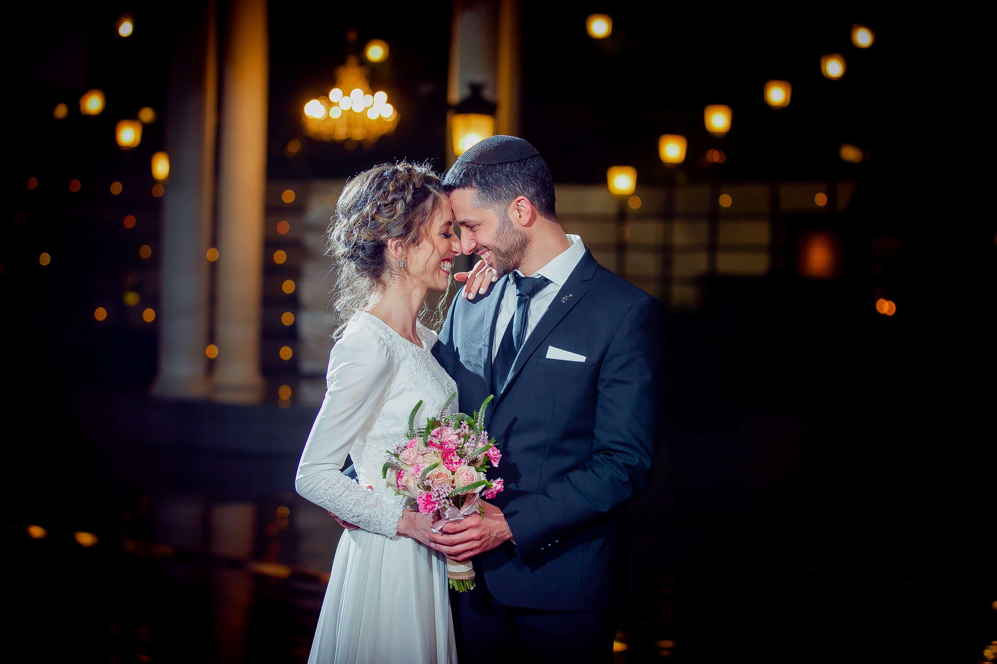 היילייט חתונה בהפרדה
