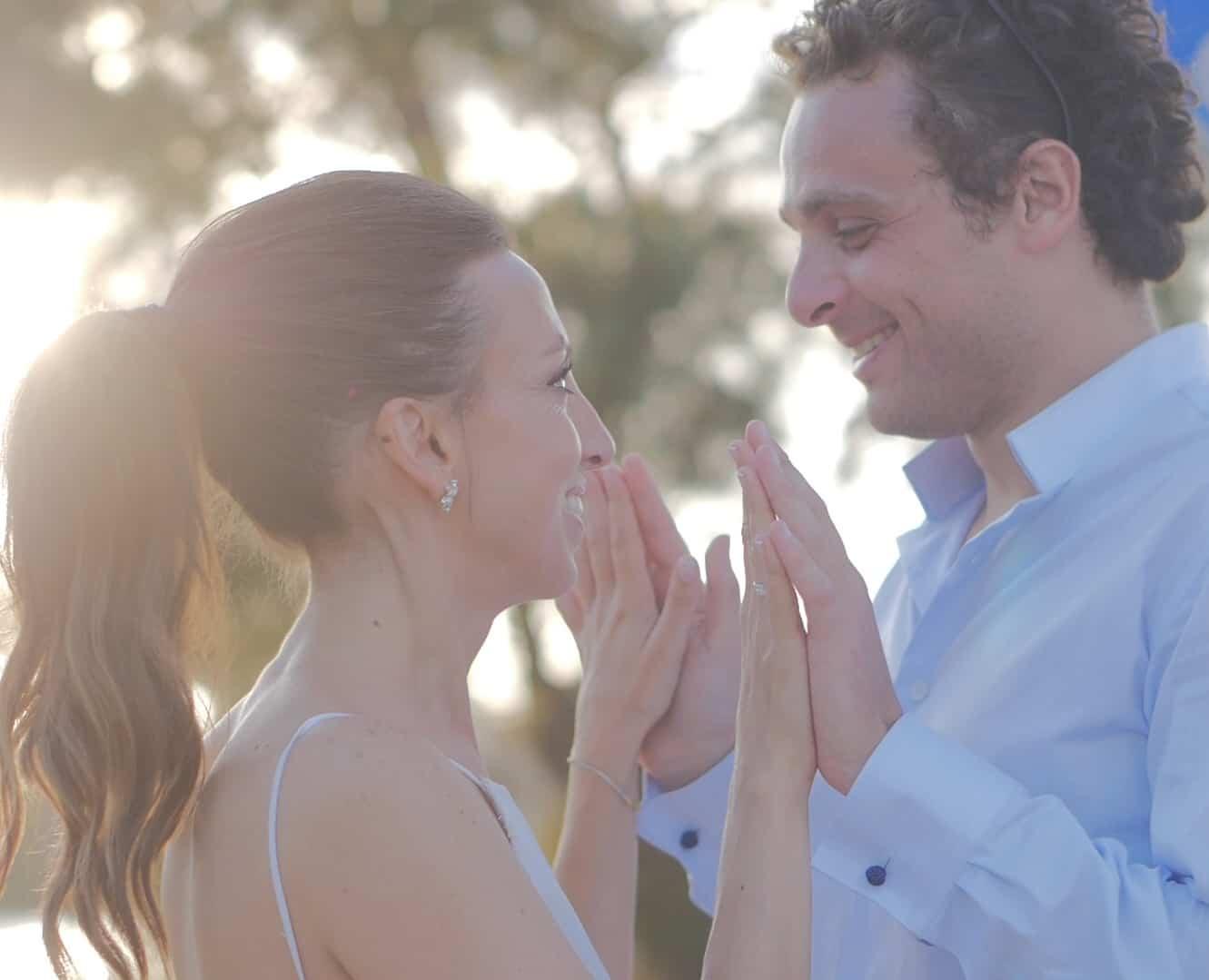 חתונה בריברסייד בתל אביב
