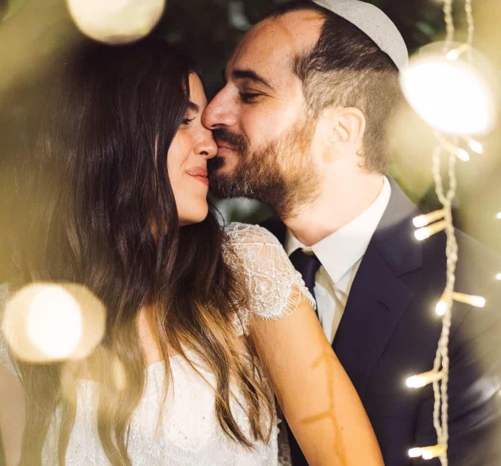 חתונה צרפתית בארץ